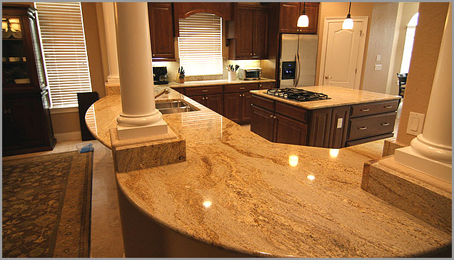 Transform your laminated worktop into granite top without spending a ...