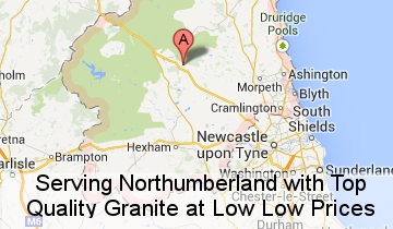 Granite Services for Northumberland
