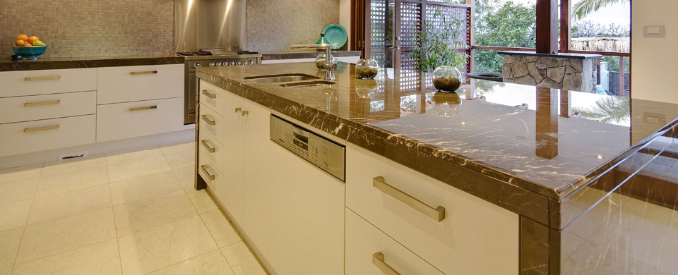 Comparison Of Natural Stone Worktops And Different Uses Of