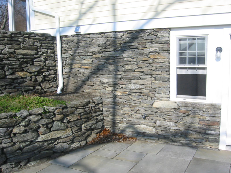 Granite Stone Foundation : Construction techniques for granite buildings