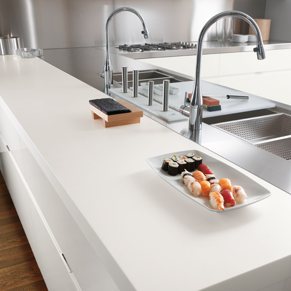 how to make corian look new again