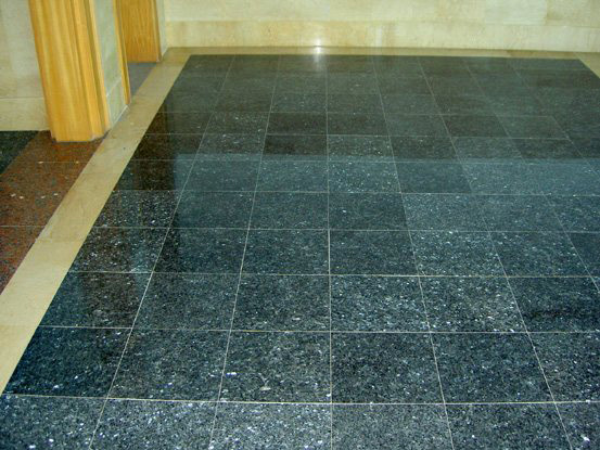 Blue Pearl Granite Flooring Ideas Granite4Less Blog
