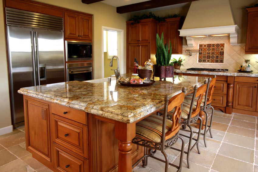 Cleaning And Maintenance Of Different Types Of Kitchen Worktops