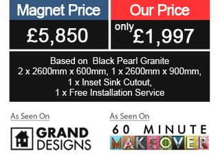 Granite Price Example Quote