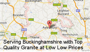 Granite Worktops for Buckinghamshire