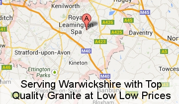 Granite Services for Warwickshire