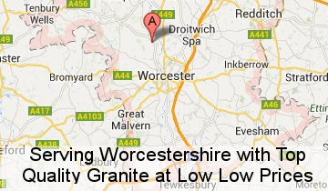Granite Services for Worcestershire