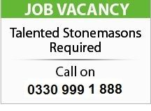 Stonemasons needed